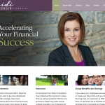 Kingston Financial Advisor Website