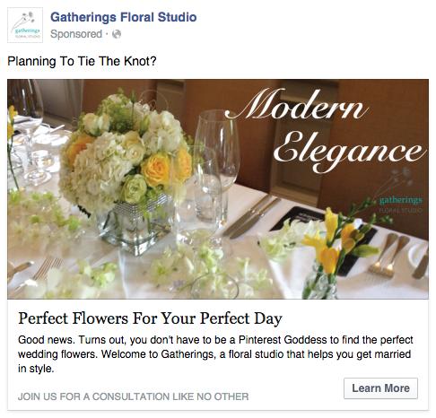 Wedding facebook pictures
