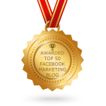 Facebook Marketing Blog Award