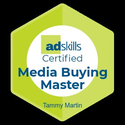 Martin Marketing AdSkills Certification